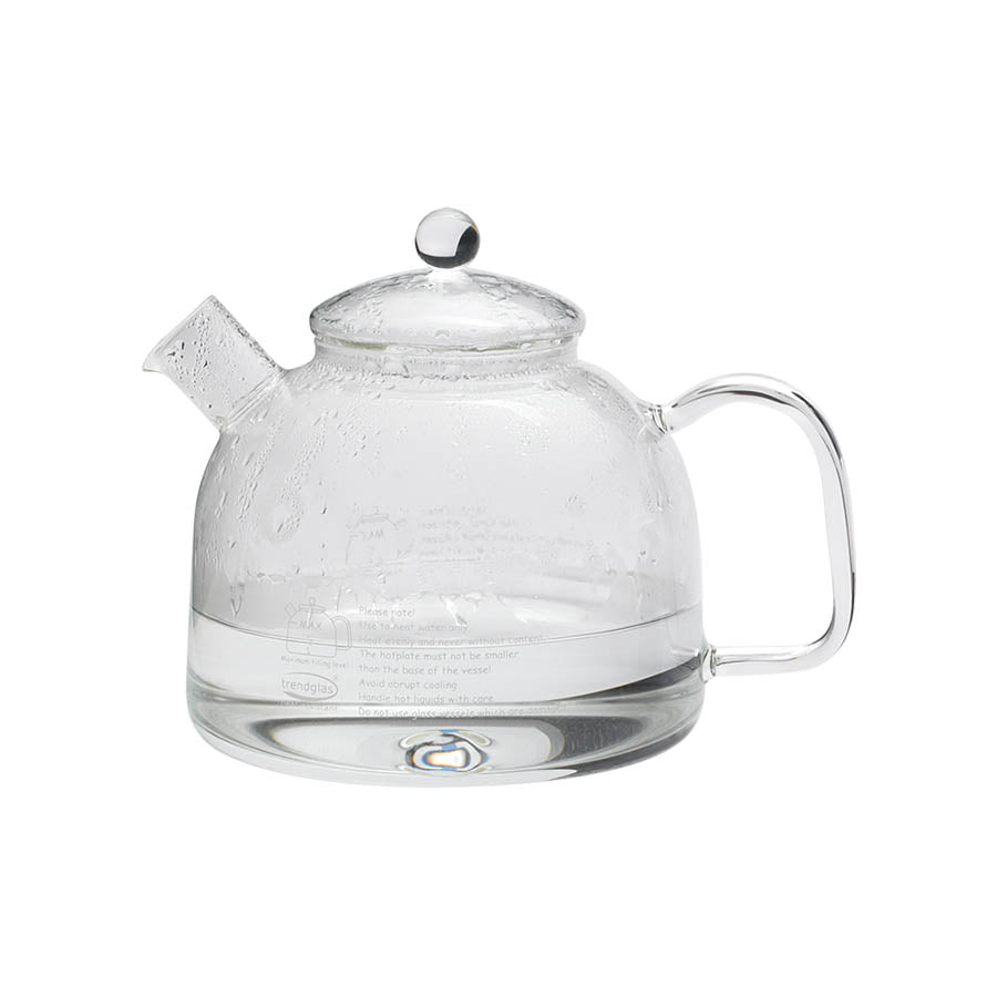 Trendglas Glass Stovetop Kettle 1.75 litres Tableware Jugs & Glassware
