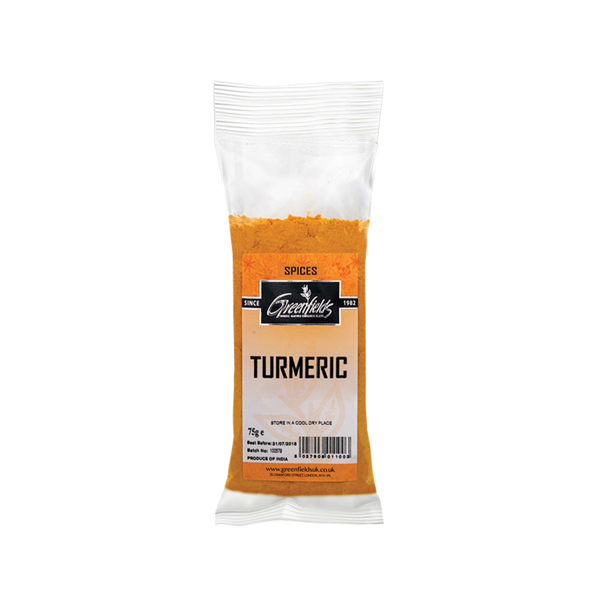 Greenfields Turmeric