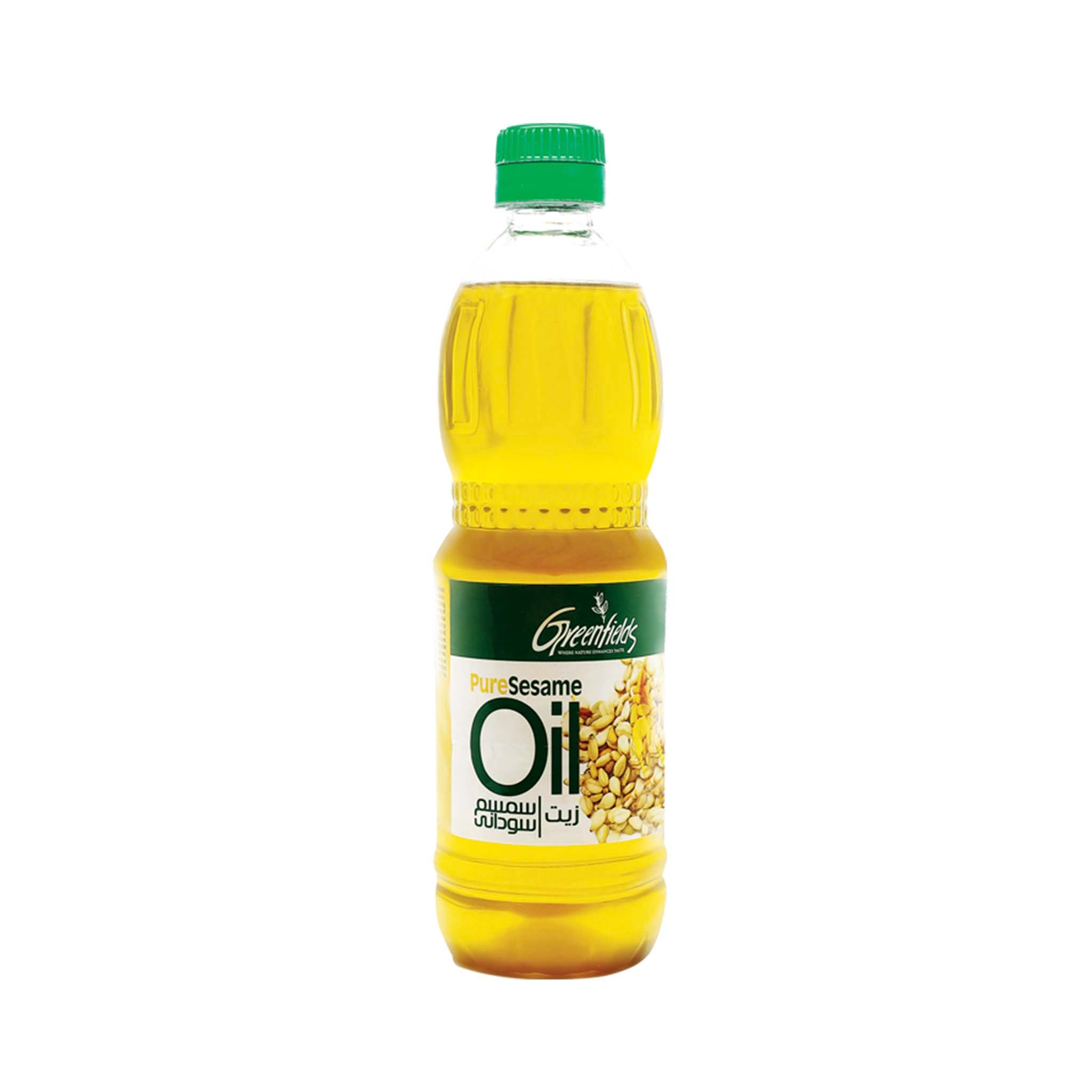 Greenfields Sesame Oil 500g Ingredients Oils & Vinegars