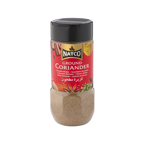 Natco Ground Coriander 100g Ingredients Seasonings Indian Food