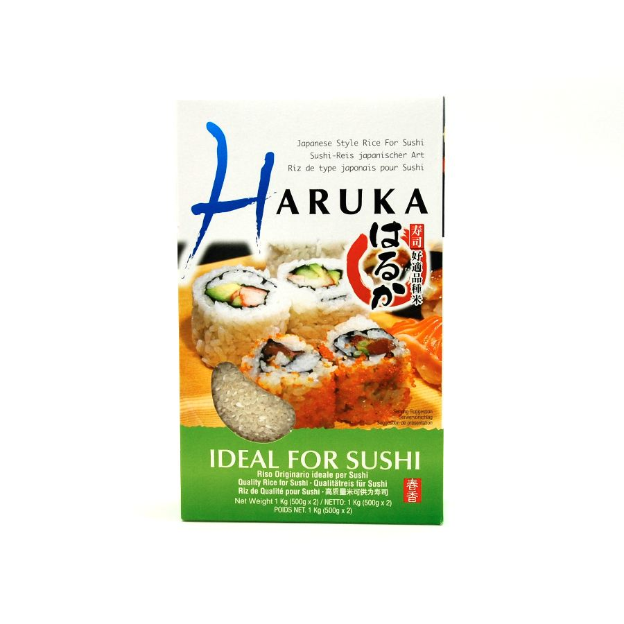 Haruka Sushi Rice 1kg Ingredients Pasta Rice & Noodles Rice Japanese Food & Ingredients