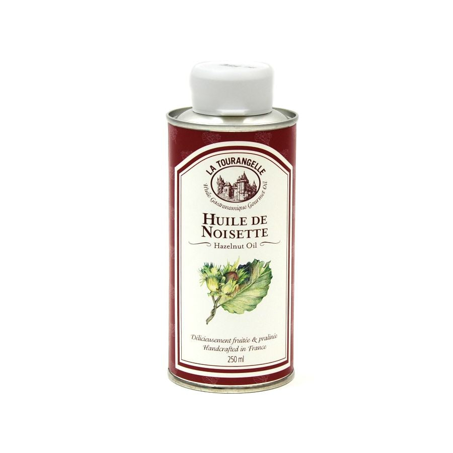 La Tourangelle Hazelnut Oil 250ml Ingredients Oils & Vinegars French Food