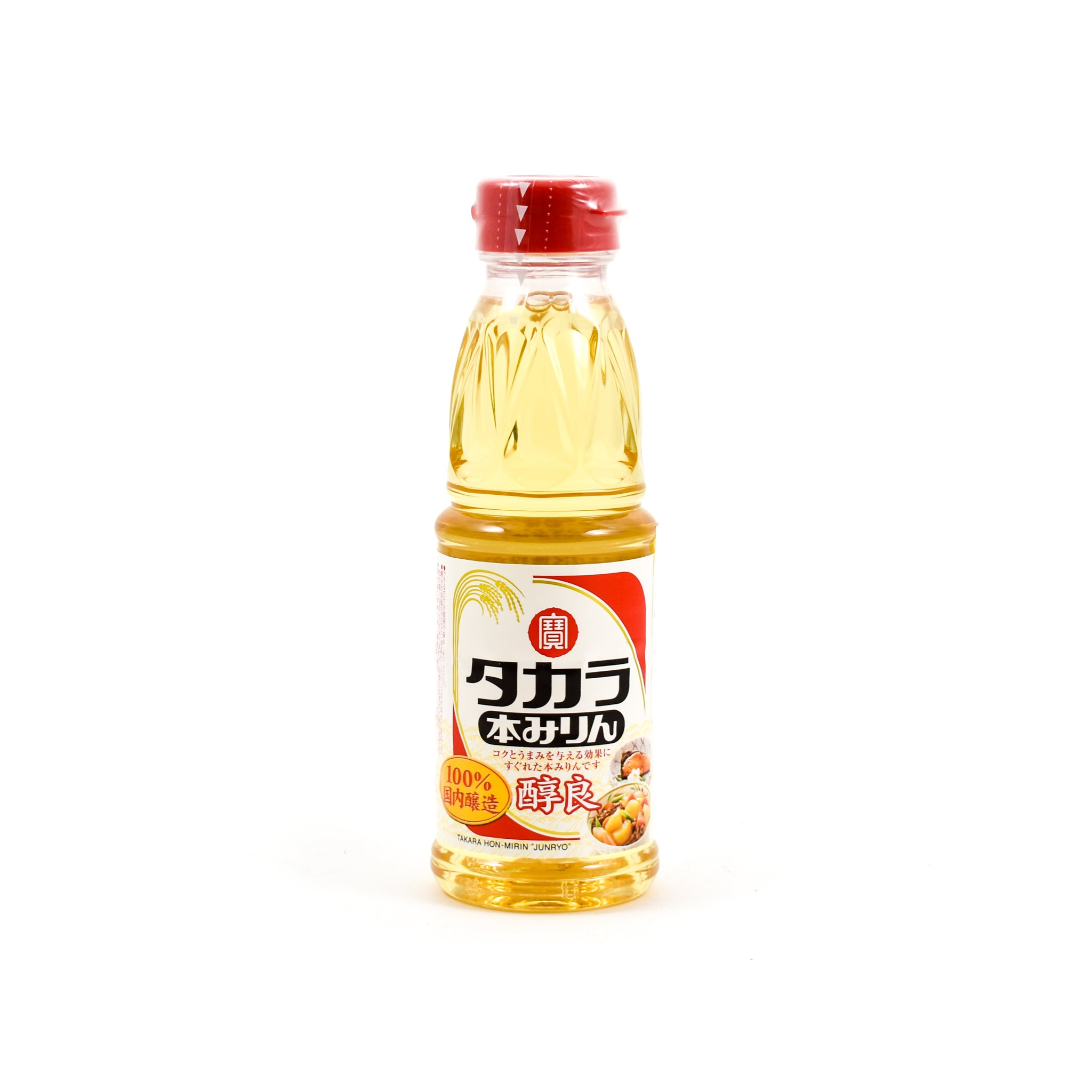 Takara Hon Mirin Rice Wine 300ml Ingredients Drinks Alcohol Japanese Food