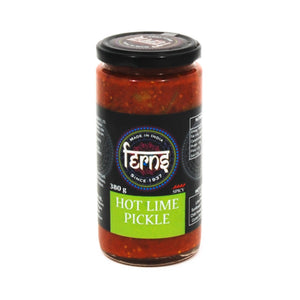 Ferns' Hot Lime Pickle