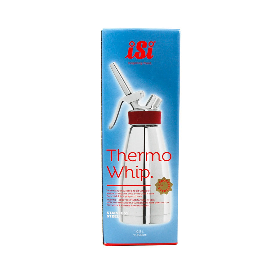 iSi Thermo Whipper ½L Cookware Sous Vide Cooking