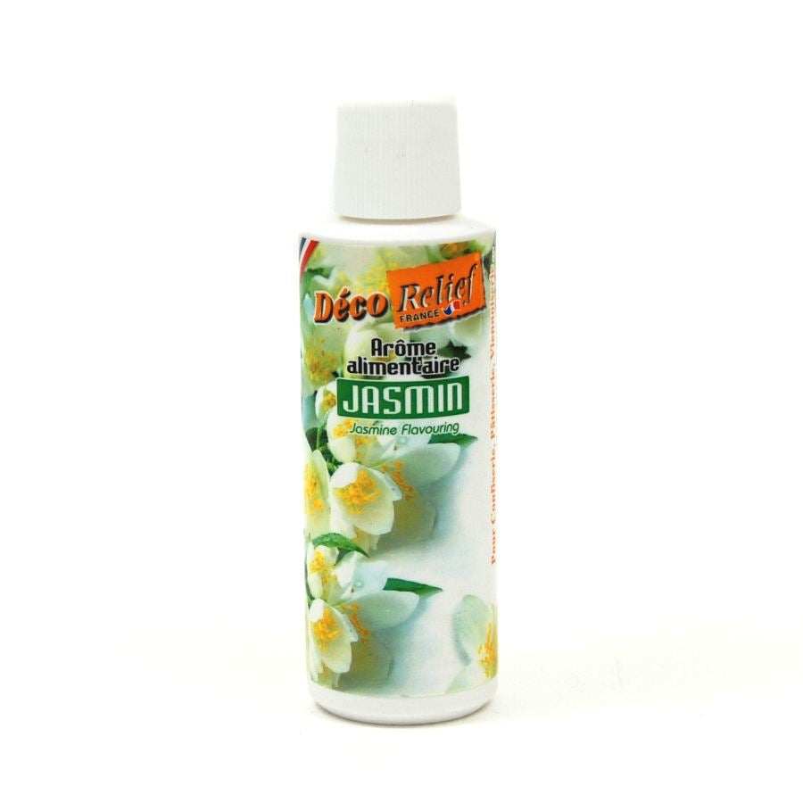 Deco Relief Concentrated Jasmine Flavour 125ml Ingredients Flavours & Colours French Food