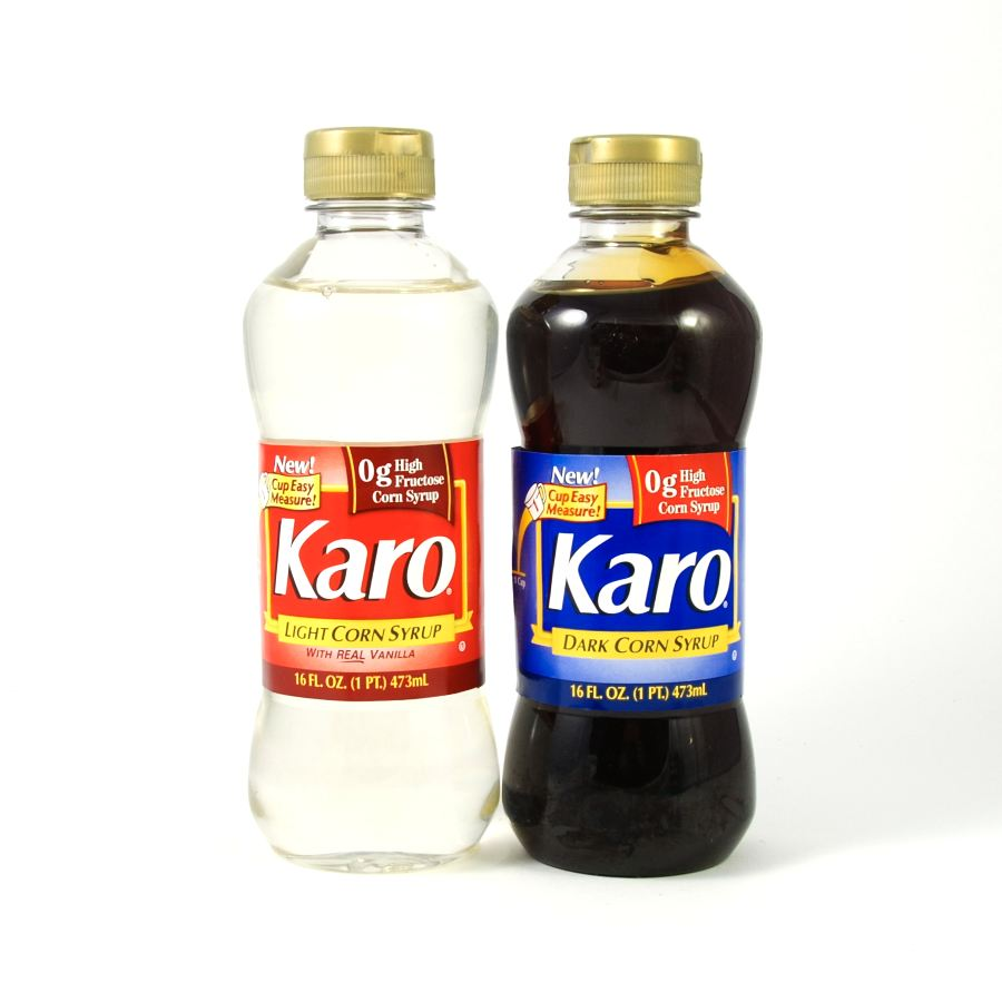 Karo Light Corn Syrup - Red 470ml Ingredients Jam Honey & Preserves American Food