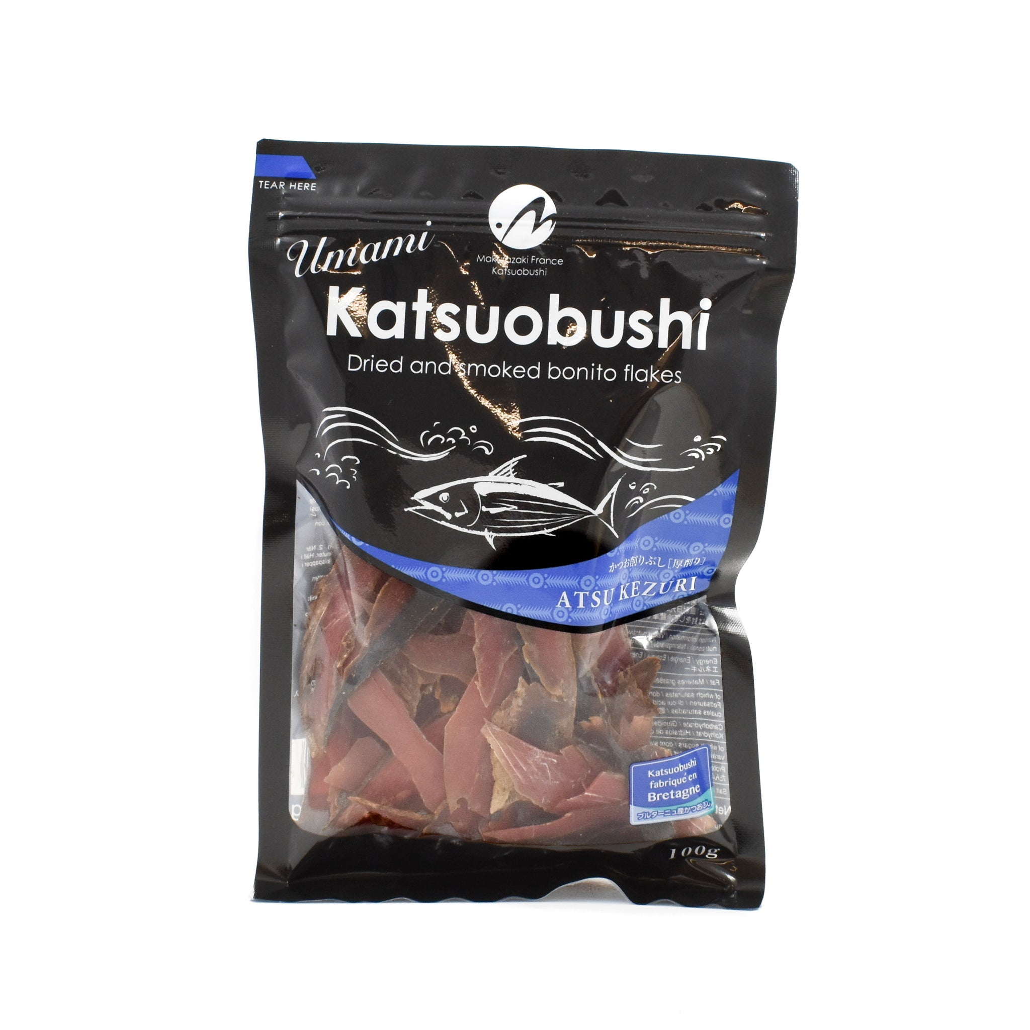 Katsuobushi Dried Bonito - Thick Sliced