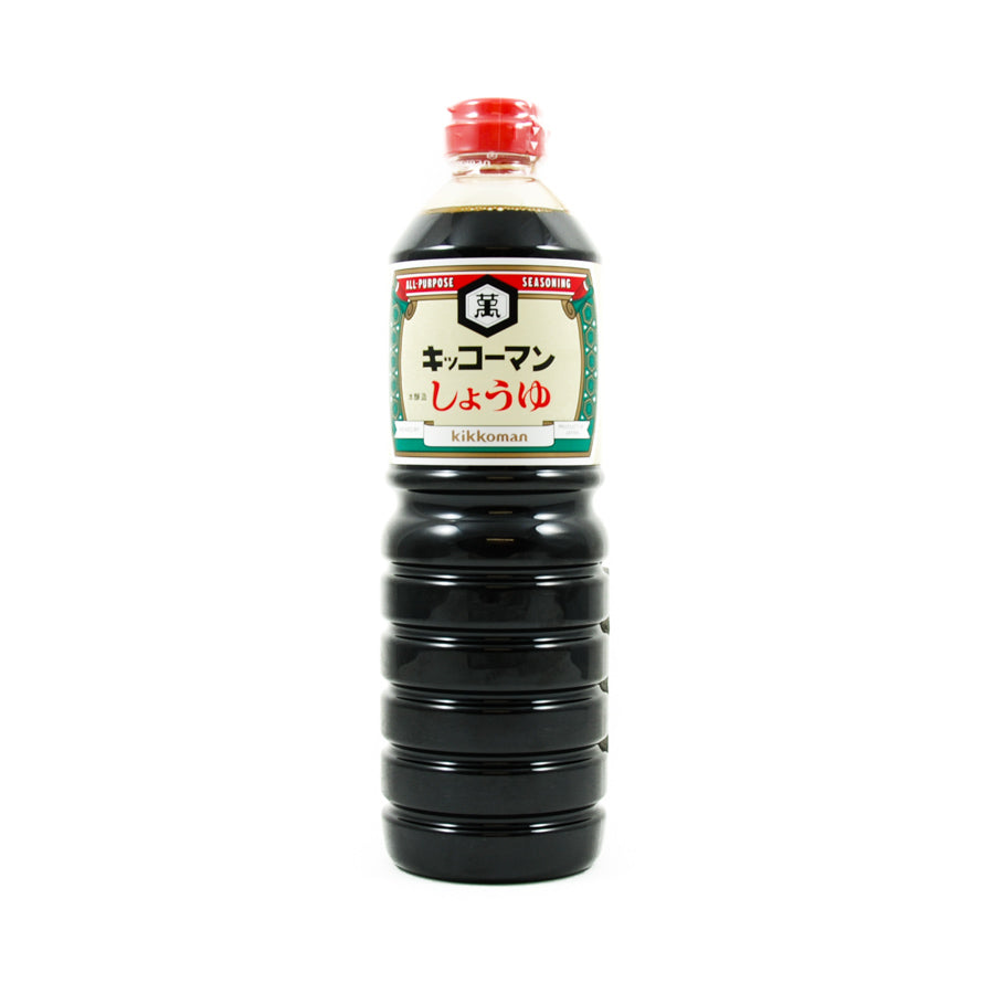 Kikkoman Shoyu Dark Soy Sauce 1l Ingredients Sauces & Condiments Asian Sauces & Condiments Japanese Food