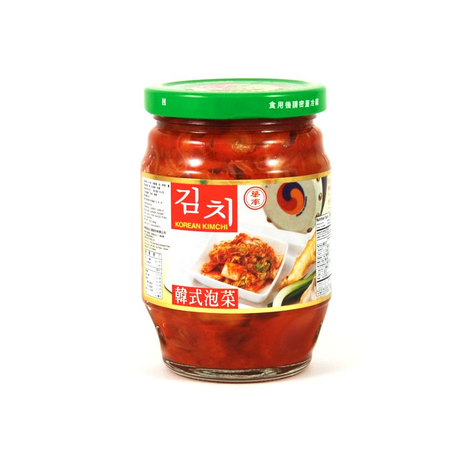 HN Kimchi 369g Ingredients Pickled & Preserved Vegetables
