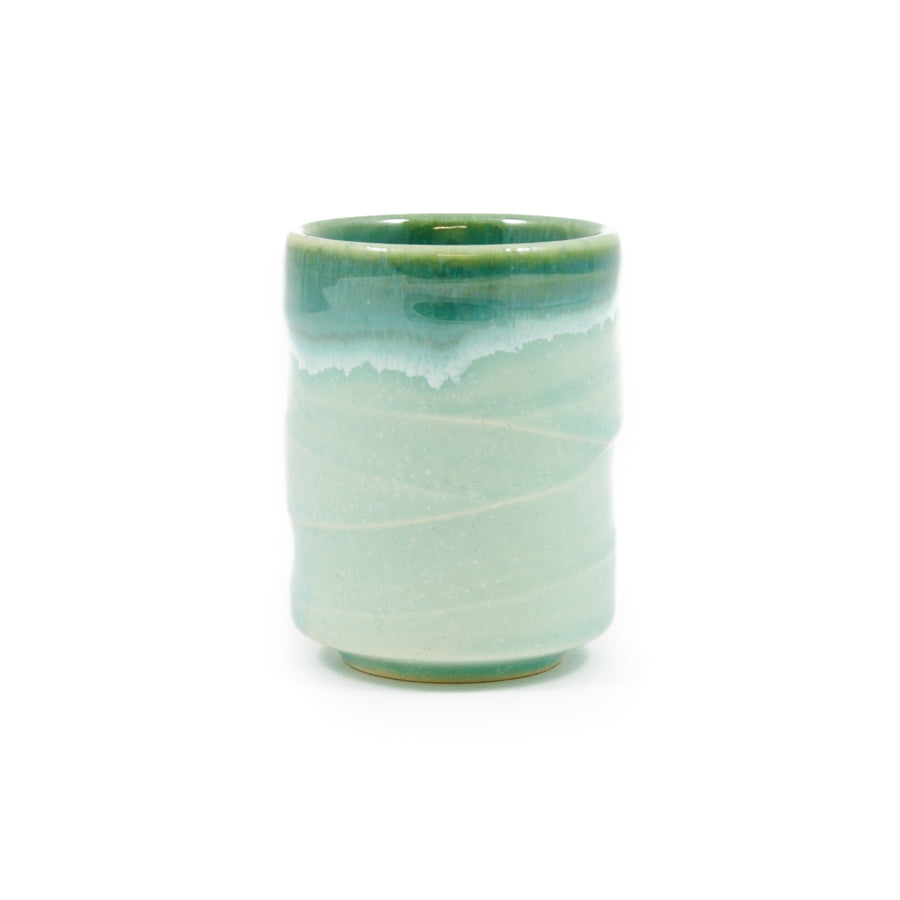 Haro Green Japanese Tea Cup
