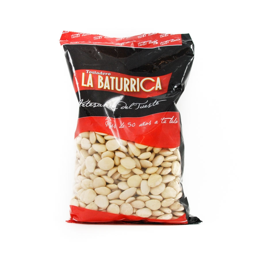 La Baturrica Blanched, Skinless Marcona Almonds 1kg Ingredients Baking Ingredients Baking Nuts & Nut Pastes Spanish Food