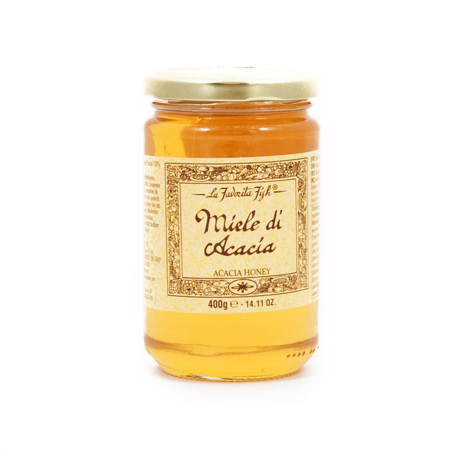 La Favorita Acacia Honey 400g Ingredients Sauces & Condiments Italian Food
