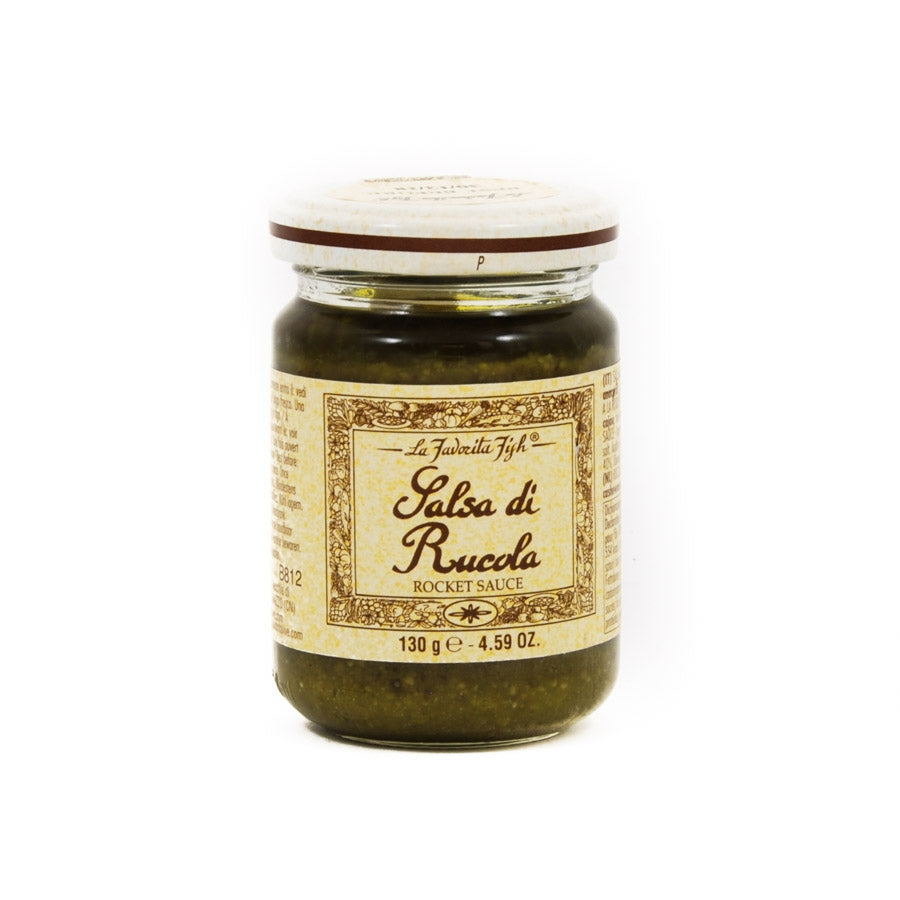 La Favorita Rocket Pesto 130g Ingredients Sauces & Condiments Italian Food