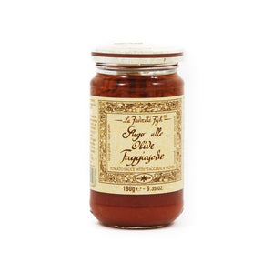 La Favorita Tomato Sauce With Taggiasca Olives