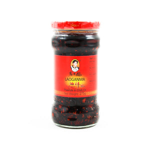 LGM Chilli Oil (Peanuts in Chilli Oil)