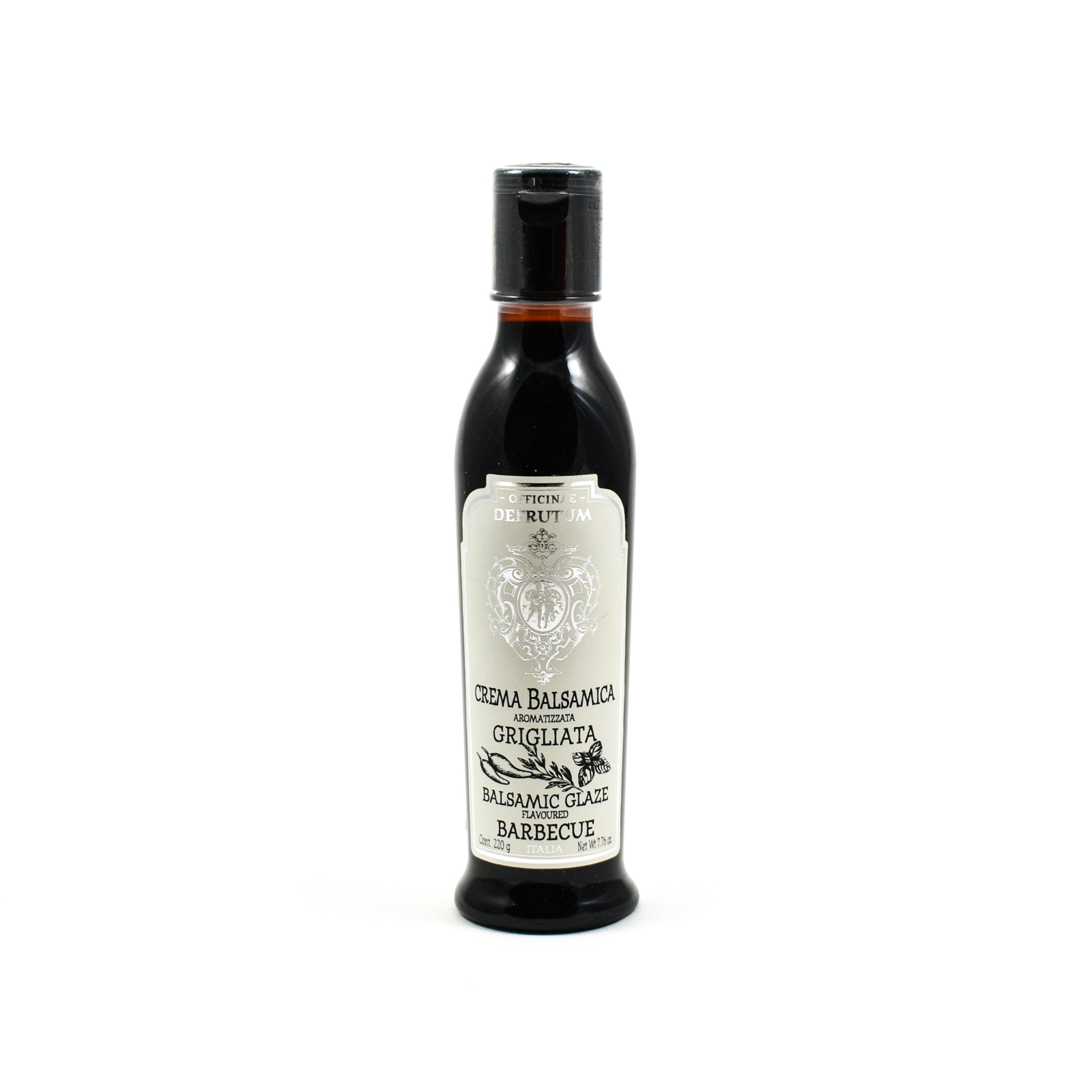 Defrutum BBQ Balsamic Glaze 220 g Ingredients Oils & Vinegars Italian Food