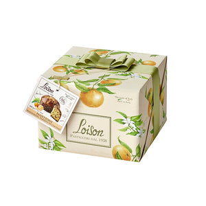 Loison Panettone with Ciaculli Mandarin