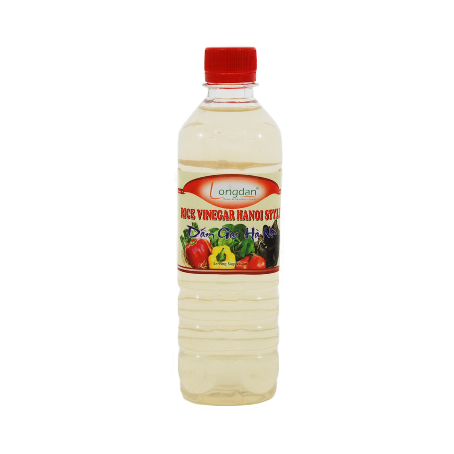 Longdan Hanoi Rice Vinegar 500ml Ingredients Oils & Vinegars Southeast Asian Food