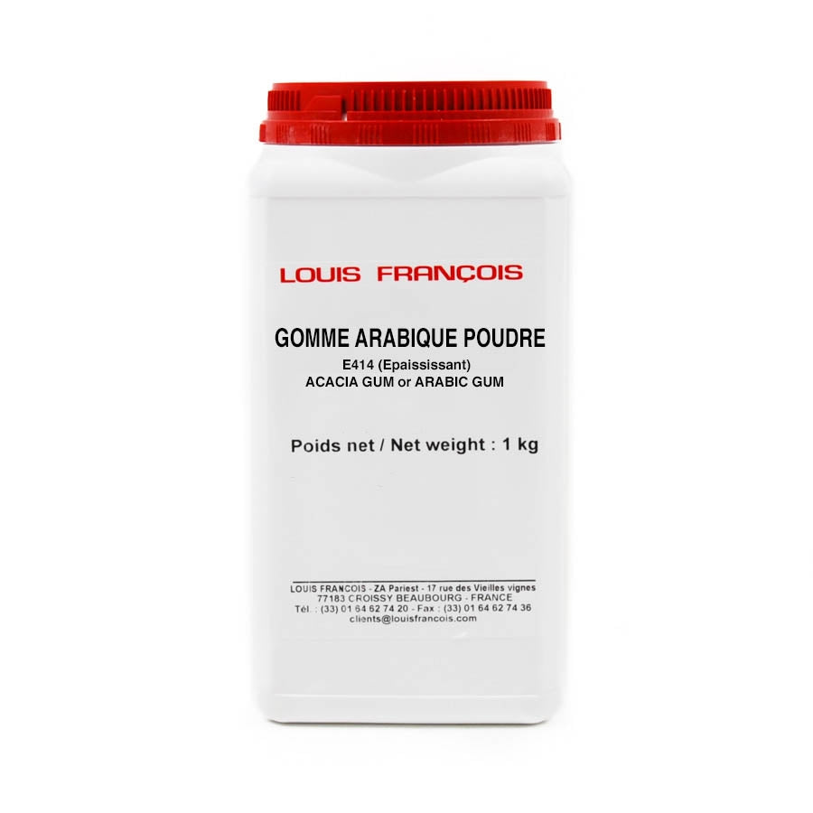 Louis Francois Gum Arabic 1 Kg 1kg Ingredients Modernist & Molecular