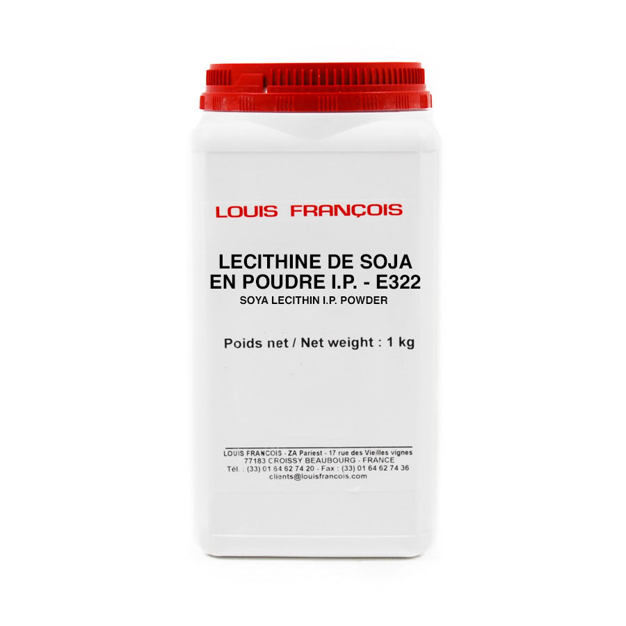 Louis Francois Soy Lecithin Powder 1kg Ingredients Modernist & Molecular French Food