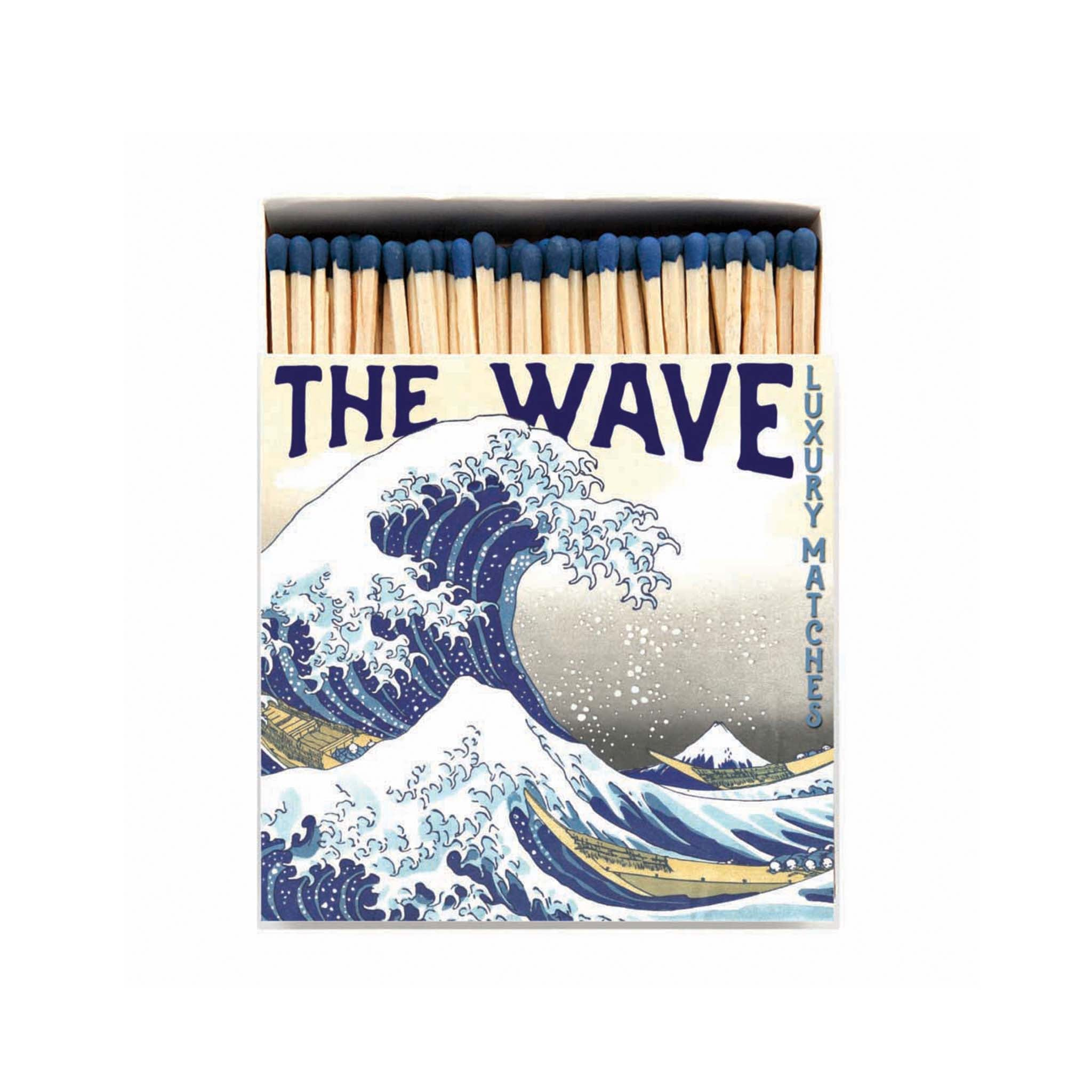 Archivist The Wave Luxury Safety Matches Cookware Household & Cleaning
