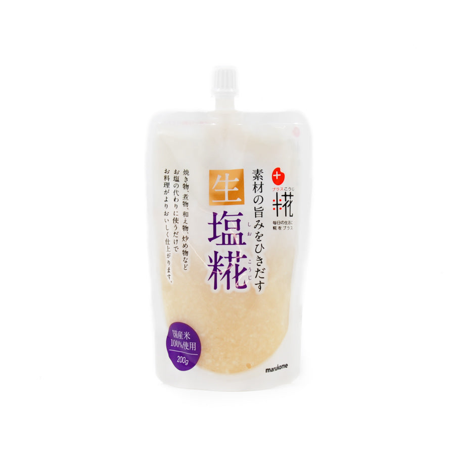 Marukome Nama Shio Koji 200g Ingredients Sauces & Condiments Asian Sauces & Condiments Japanese Food