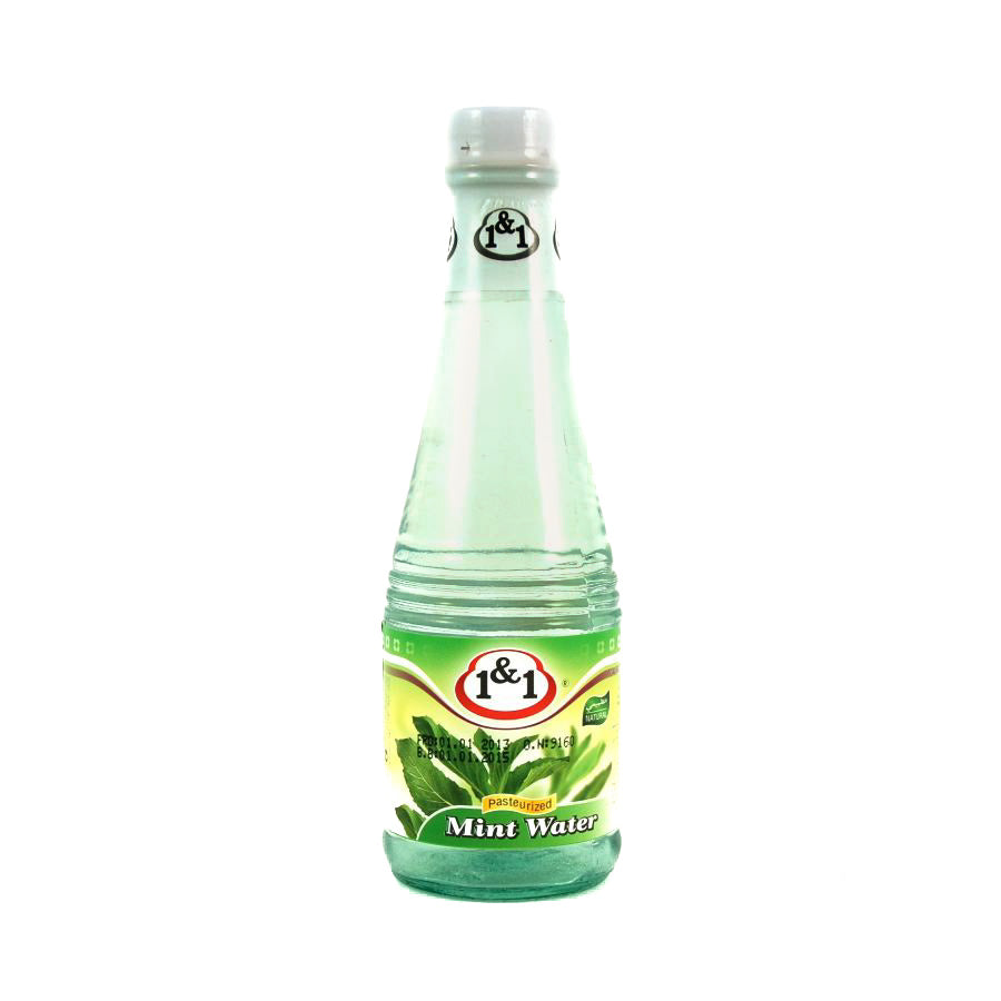 1&1 Mint Water 330ml Ingredients Sauces & Condiments