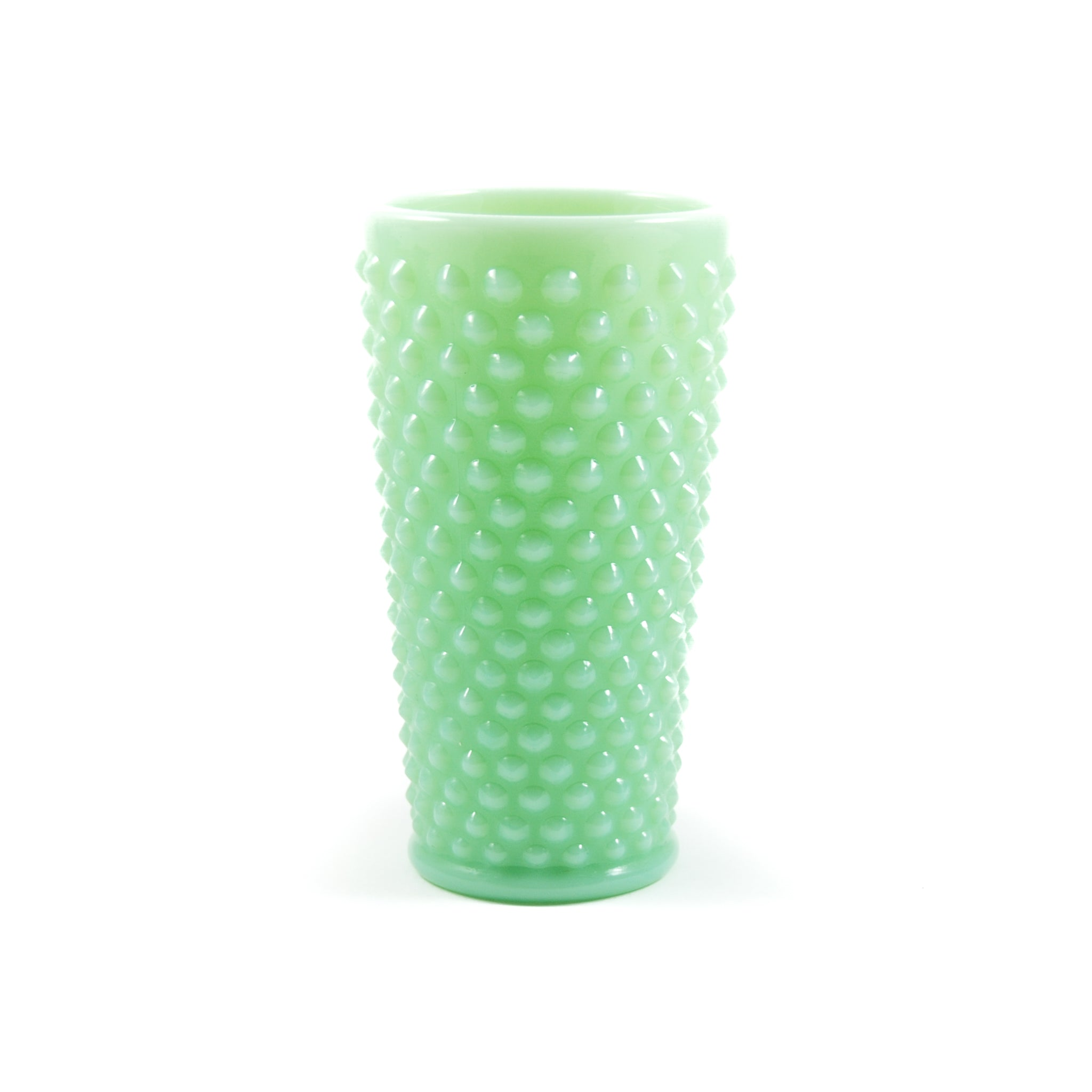 Mosser Glass Gigi Ice Tea Tumbler 16oz in Jade Tableware Jugs & Glassware