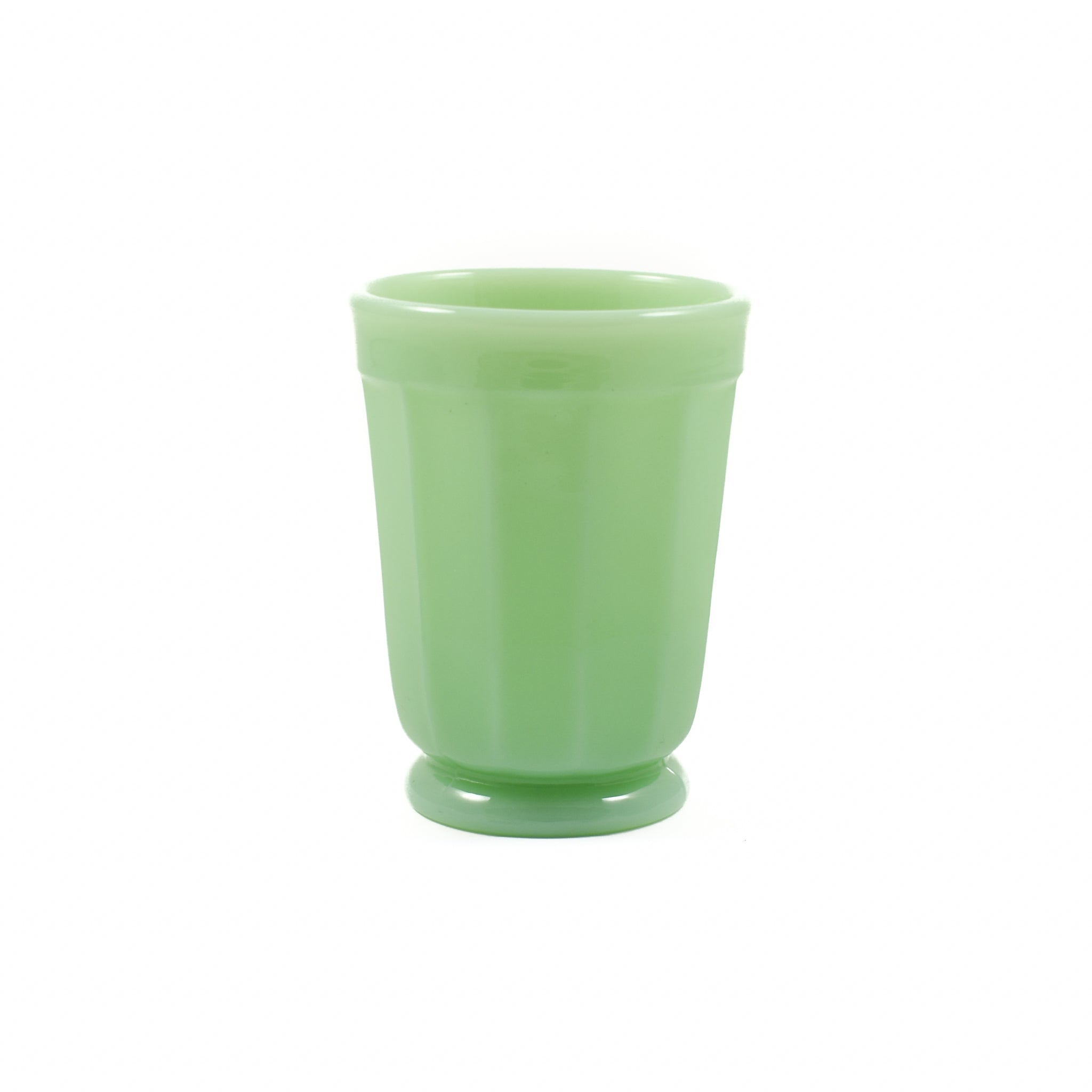 Mosser Glass Panel Tumbler in Jade