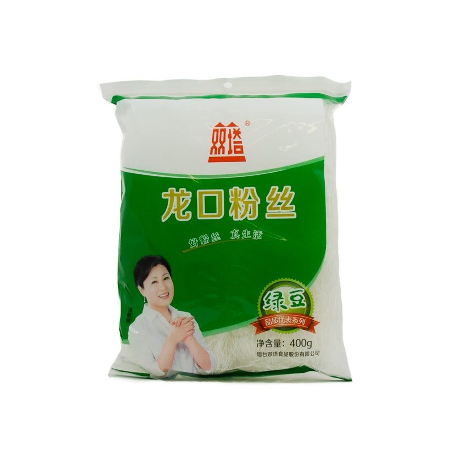 Brotherhood Mung Bean Thread Vermicelli - Glass Noodles 400g Ingredients Pasta Rice & Noodles Noodles