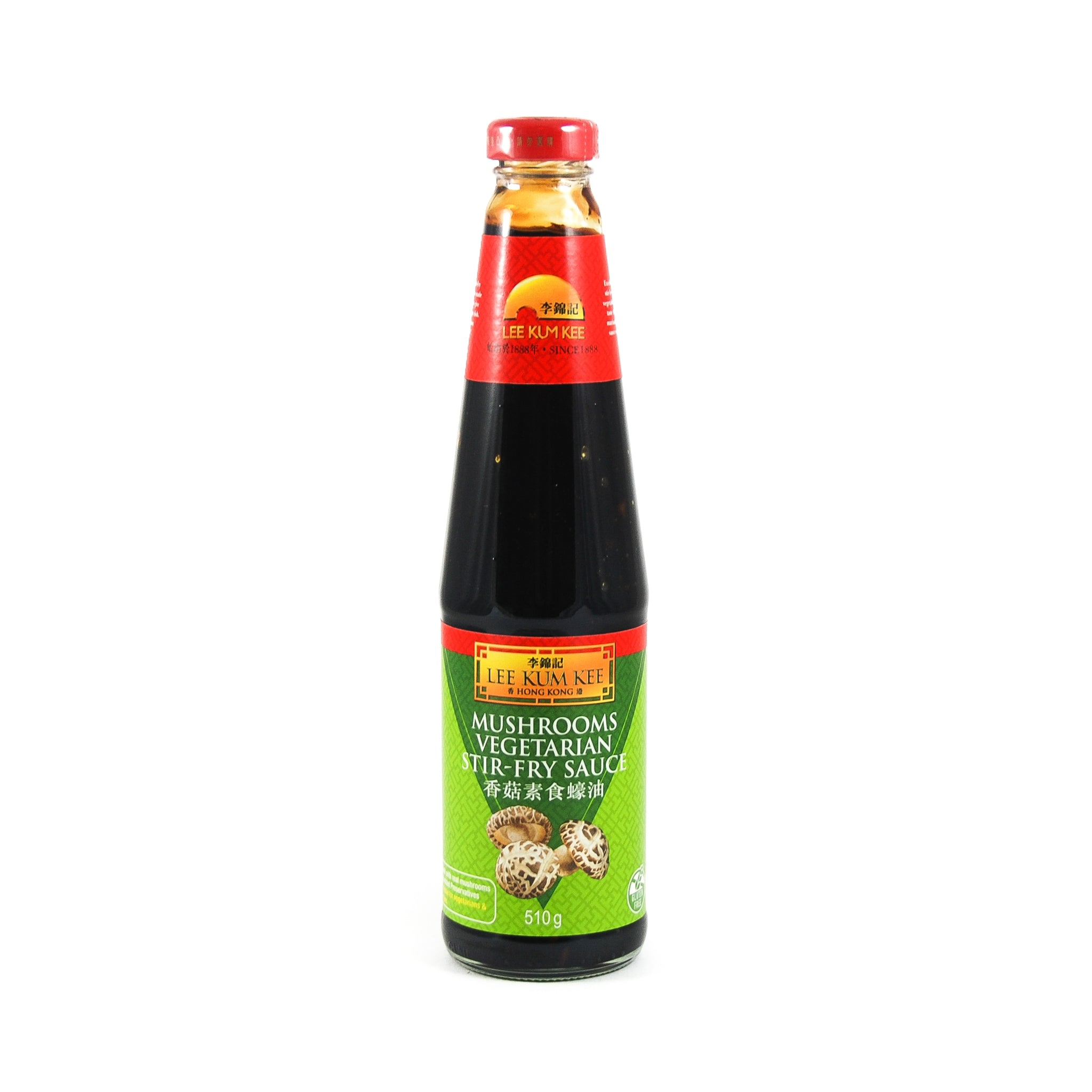 Lee Kum Kee Vegetarian Stir-Fry Sauce 510g Ingredients Sauces & Condiments Asian Sauces & Condiments Chinese Food