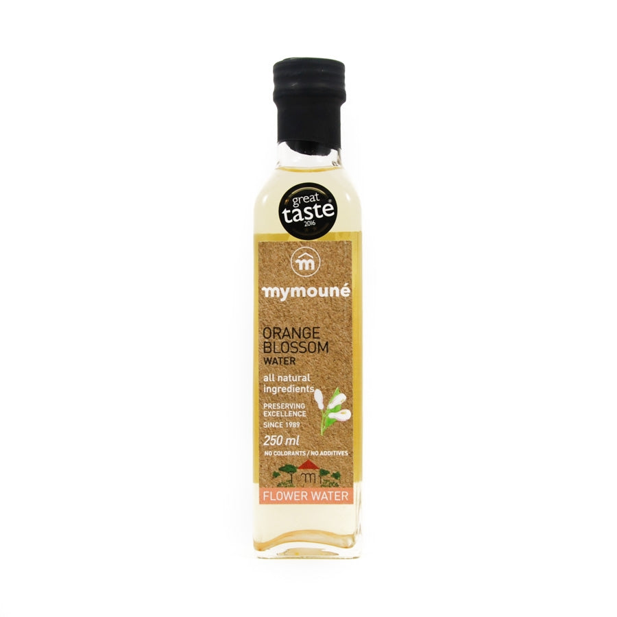 Mymoune Orange Blossom Water 250ml Ingredients Sauces & Condiments Middle Eastern Food