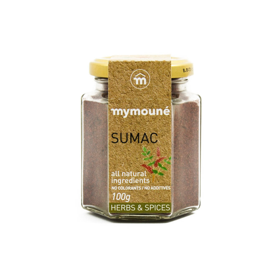 Mymoune Sumac 100g Ingredients Seasonings Middle Eastern Food