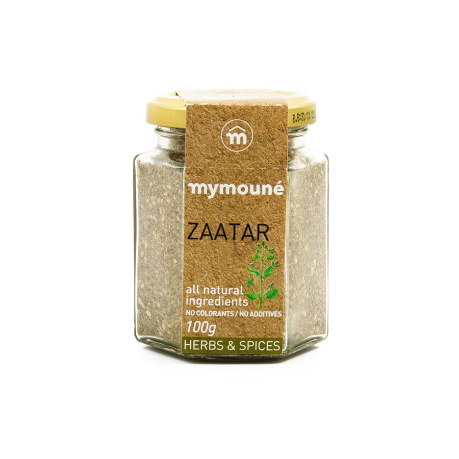 Mymoune Zaatar 100g Ingredients Seasonings Middle Eastern Food