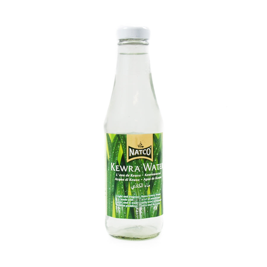 Natco Kewra Water - Pandan Extract 310ml Ingredients Sauces & Condiments Asian Sauces & Condiments Indian Food