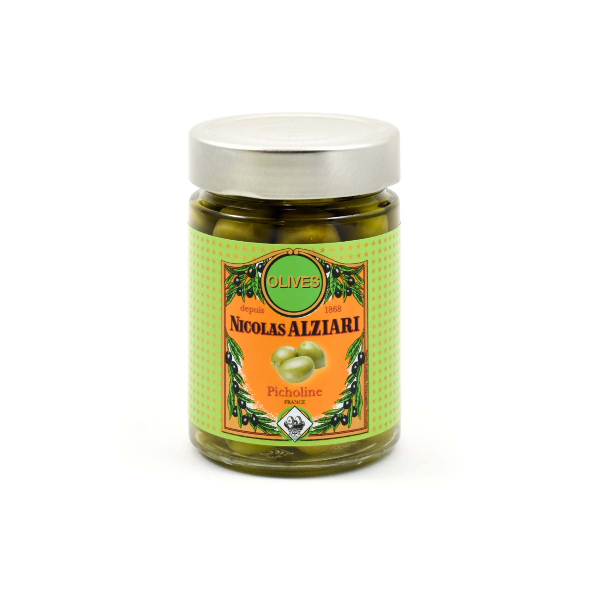 Green Picholine Olives 200g
