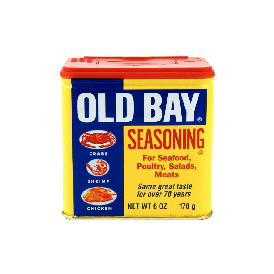 Old Bay Seasoning 170g Ingredients Seasonings American Food