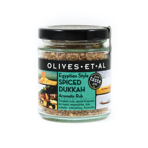 Olives et Al Egyptian Dukkah