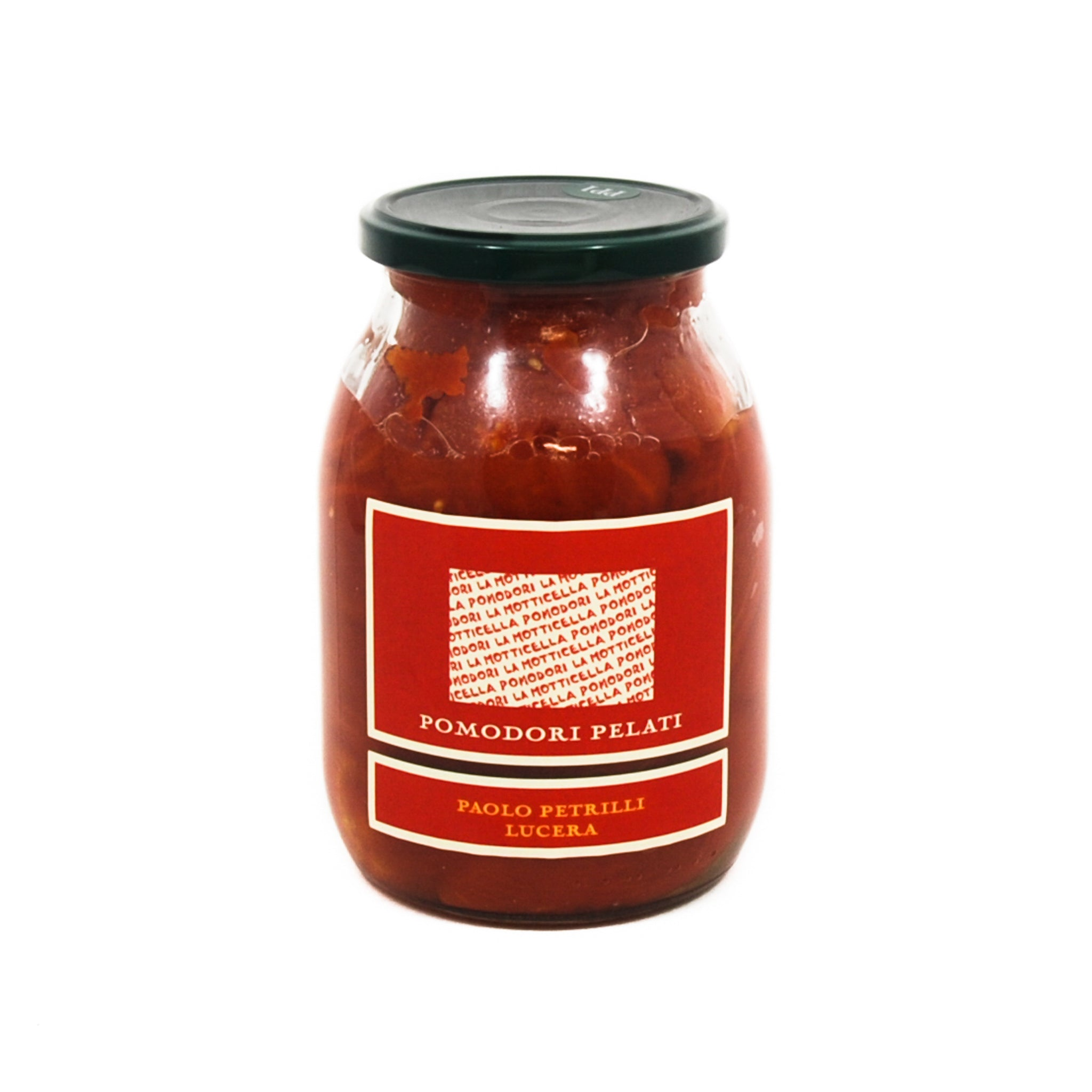 Paolo Petrilli Organic Peeled Tomatoes 1062ml Ingredients Pickled & Preserved Vegetables Italian Food