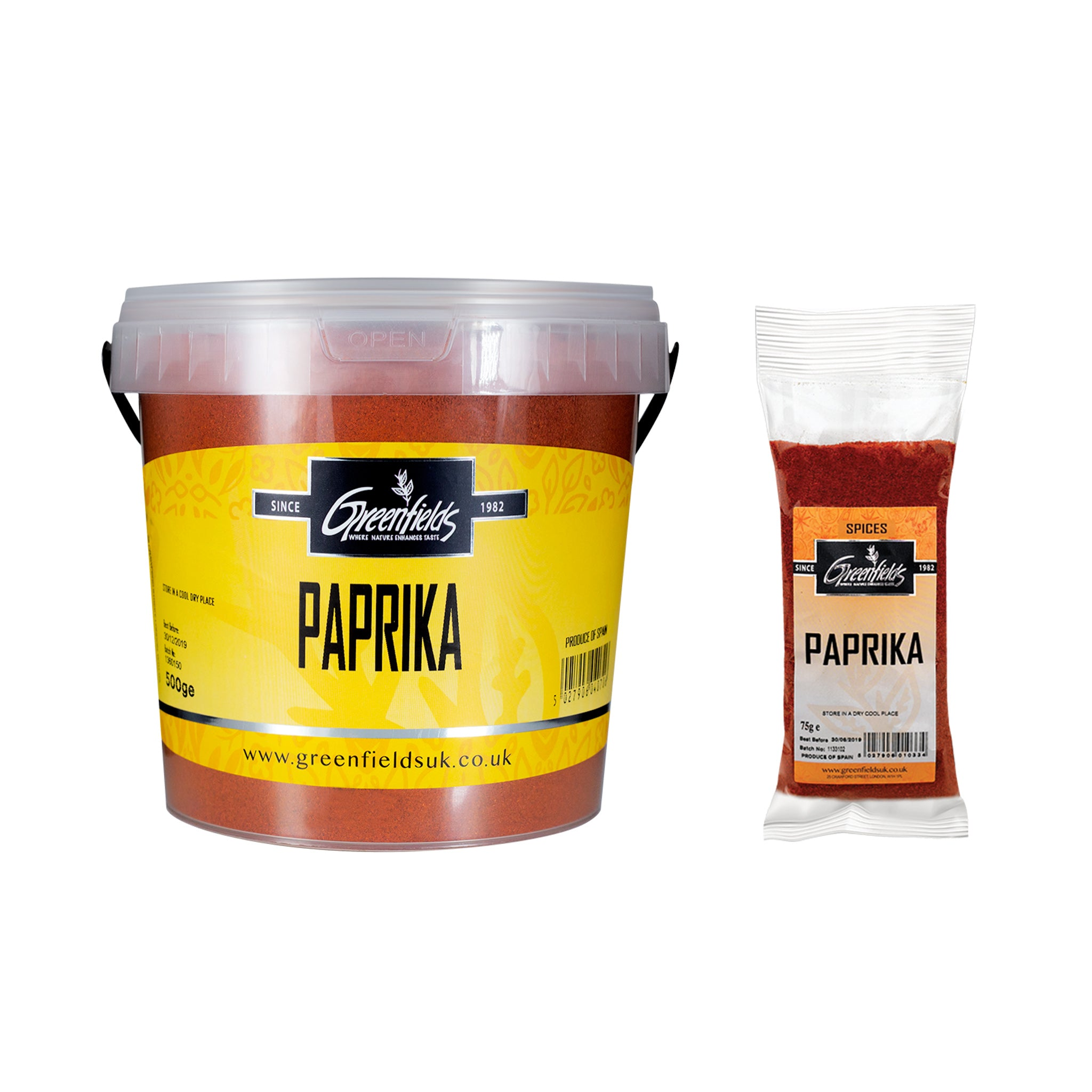 Greenfields Spanish Paprika