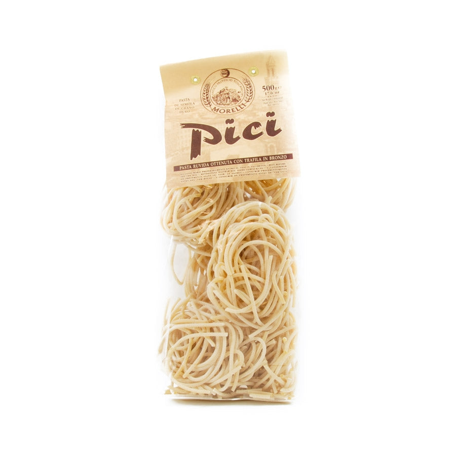 Morelli Pici di Toscana 500g Ingredients Pasta Rice & Noodles Pasta Italian Food