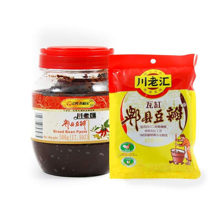 Sichuan Pixian Chilli Bean Paste - No MSG