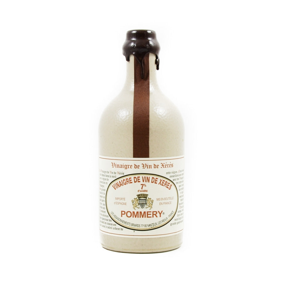 Pommery Sherry Vinegar 500ml Ingredients Sauces & Condiments French Food