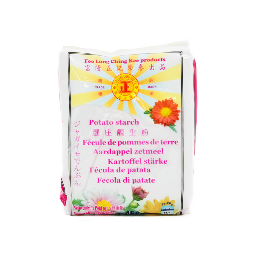FLCK Potato Flour (Potato Starch) 450g Ingredients Flour Grains & Seeds