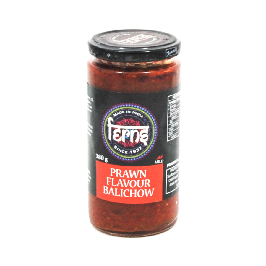 Ferns' Prawn Flavour Balichow 380g Ingredients Sauces & Condiments Asian Sauces & Condiments Indian Food