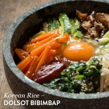 Sous Chef Kit Dolsot Bibimbap Kit Gifts Korean Food