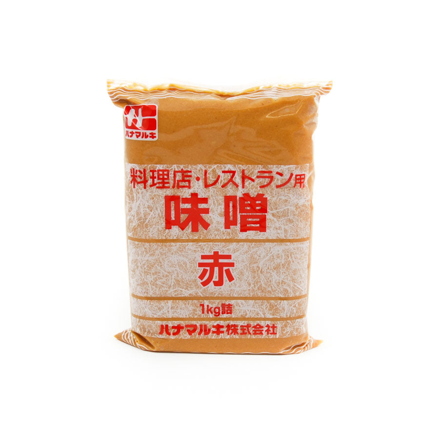 Shinshu Red Miso Paste 1kg Ingredients Sauces & Condiments Asian Sauces & Condiments Japanese Food