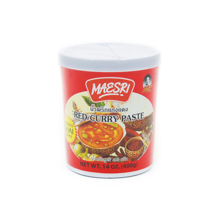 Mae Sri Thai Red Curry Paste
