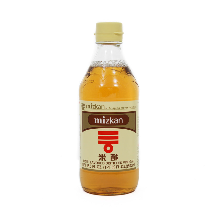 Mizkan Rice Vinegar 500ml Ingredients Oils & Vinegars Japanese Food